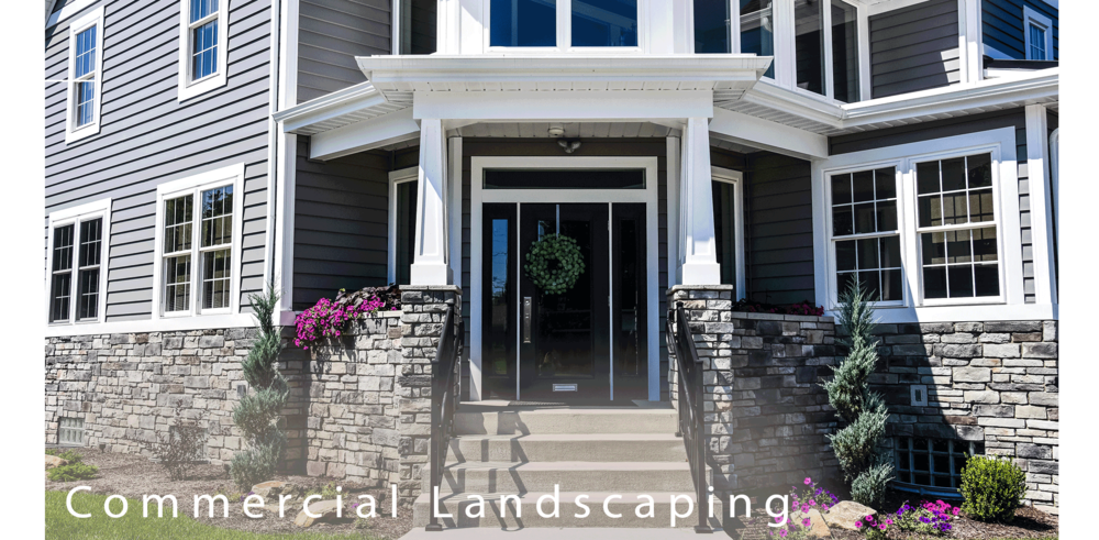 Commercial Landscaping by Buckeye Landscapes and Design