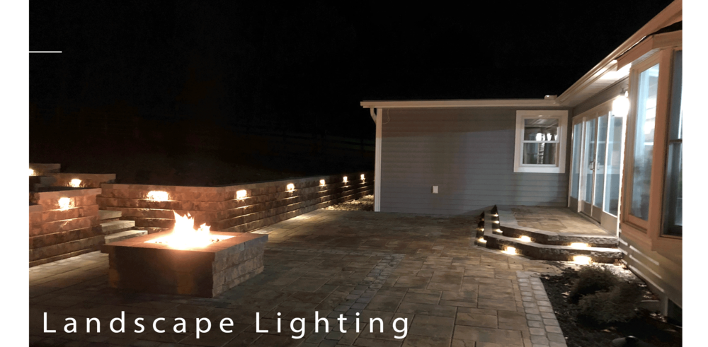 Landscape Lighting by Buckeye Landscapes and Design