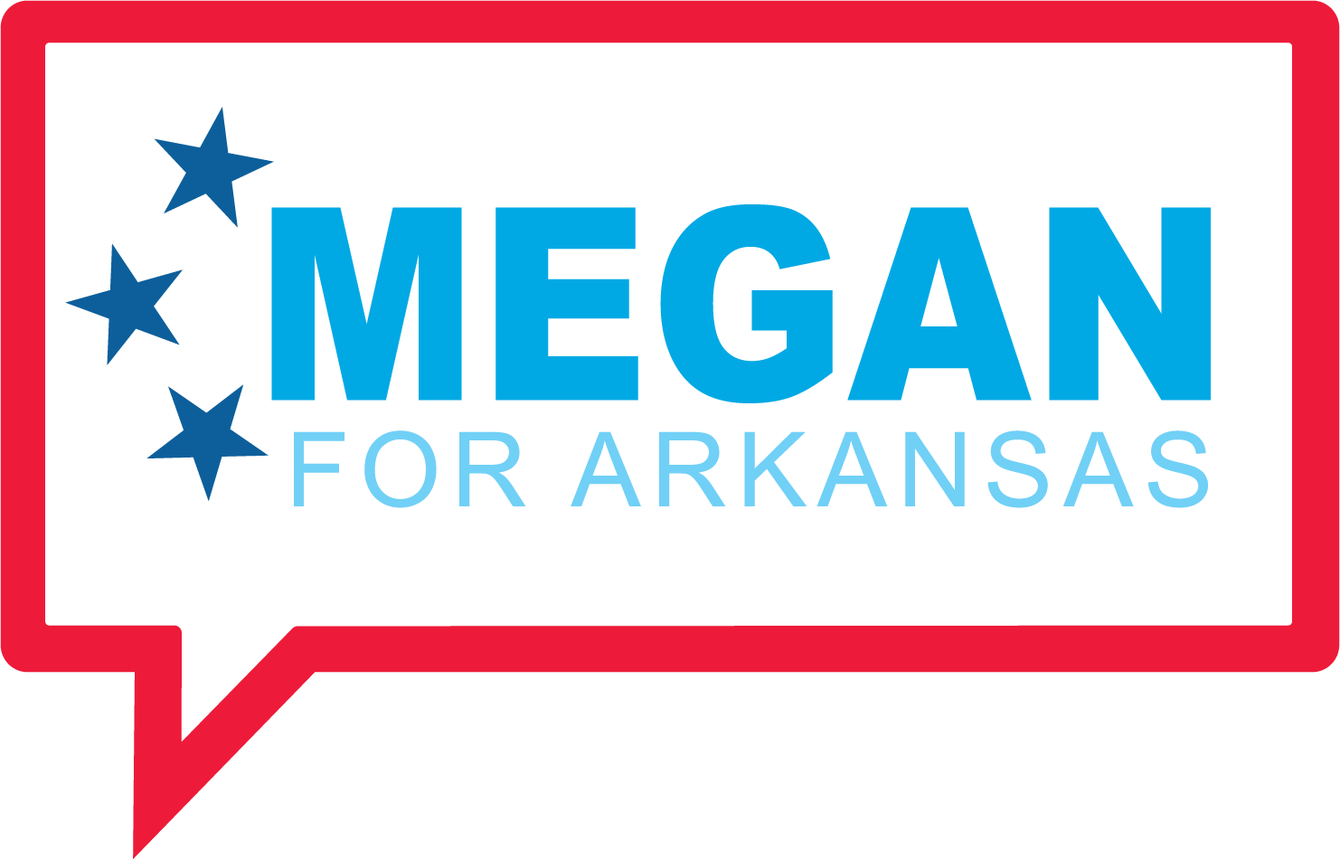 Megan for Arkansas