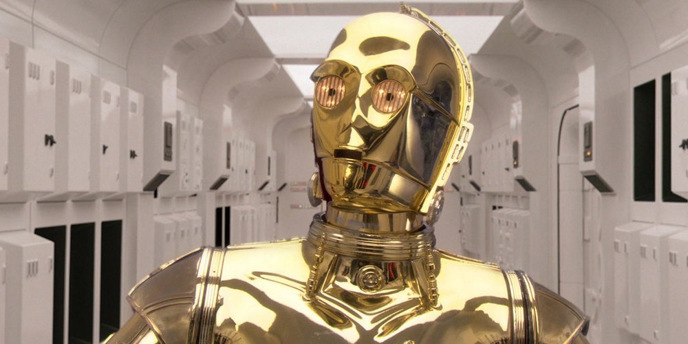 C-3PO - Chief Creative Officer