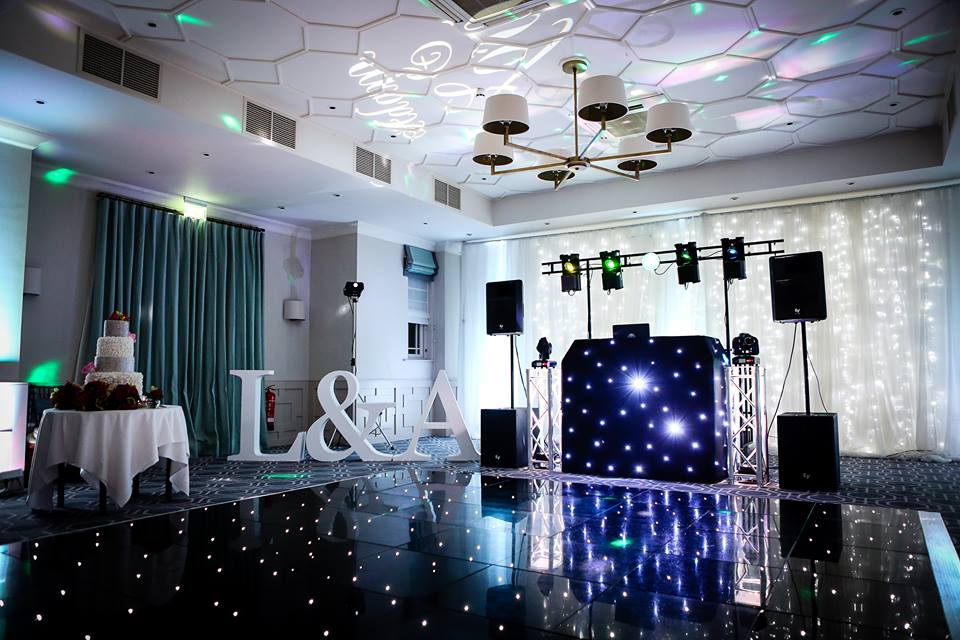 DJ2K - Industry leading & award winning DJ with reputation at London & Surrey's most renowned venues. Also have dancefloors & props.