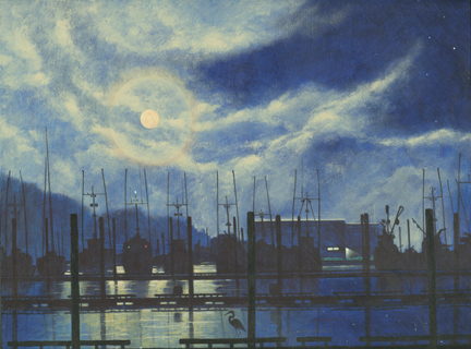 Harbor - Copyright Protected by Stephen Lawrie