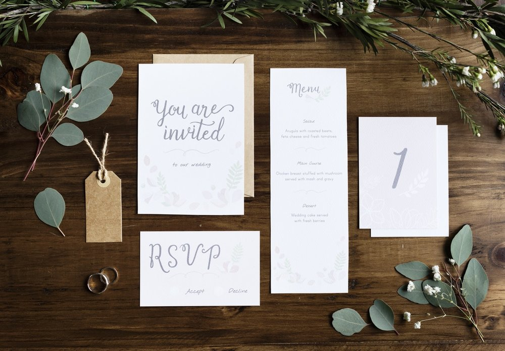 Details - We come up with a customized process for your dream wedding that allows you to navigate everything along the way, including relationships, budgets, and expectations.