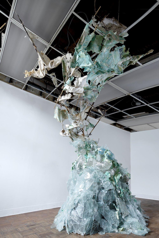"Andrew Erdos & Yasue Maetake ""Amorphous Terrain"""
