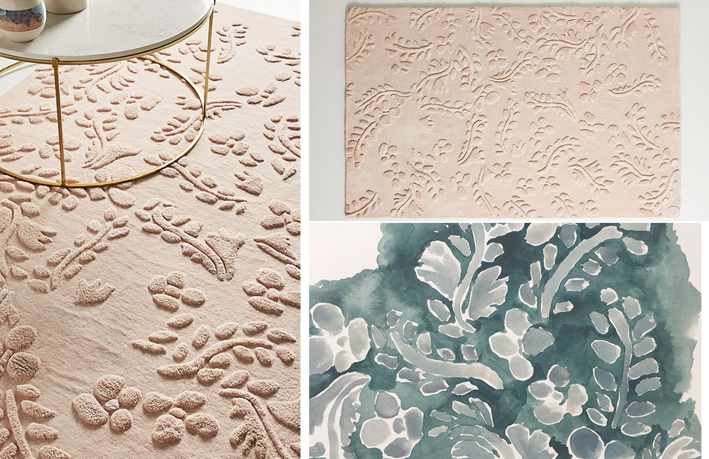 Anthropologie Home - Sadie Rug - Fall 2018