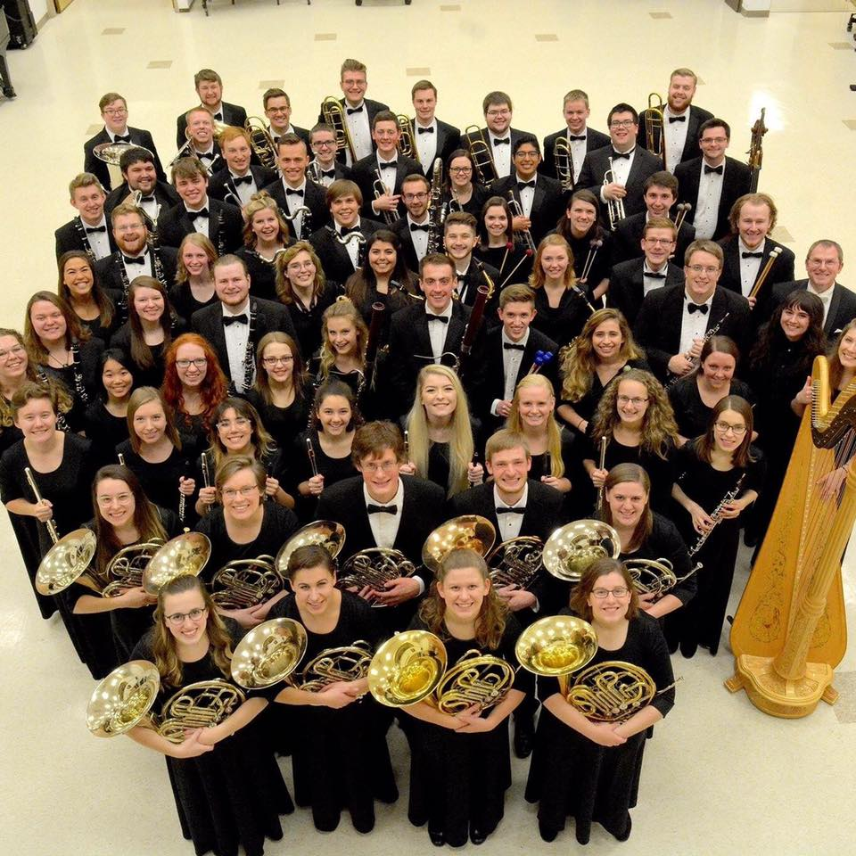 The Concordia Band - Photo by Sheldon Green