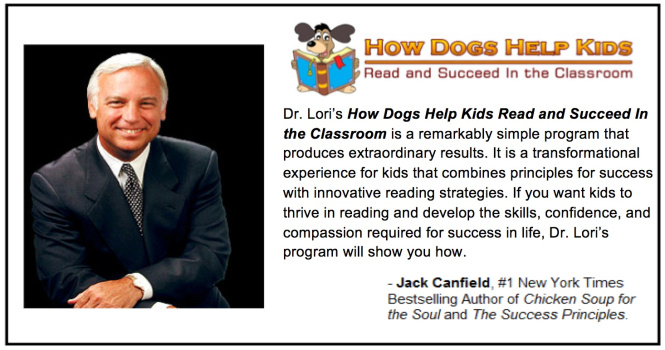 Jack Canfield Endorsement