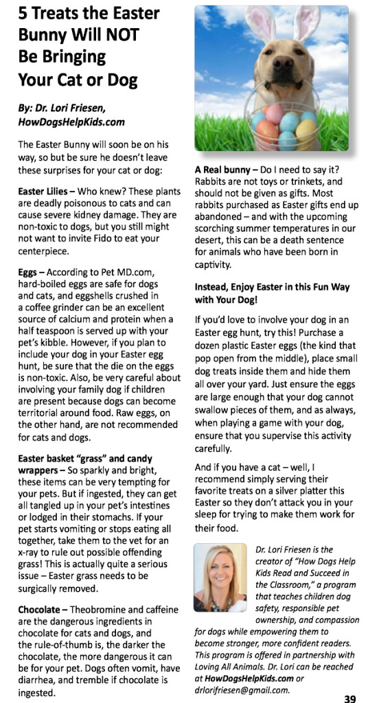 Easter Article 2016