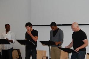 Joshua L. Green, Dan Clegg, Reggie D. White, & Scott Ragle