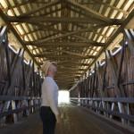 Knight's Ferry Covered Bridge, 2010