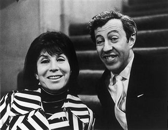 Betty Comden and Aldolph Green