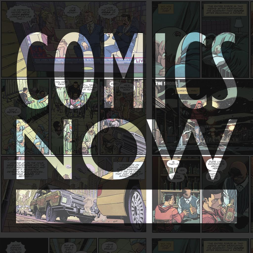Comics Now Episode 13 1: Diamond Select's Zach Oat — Comics Now