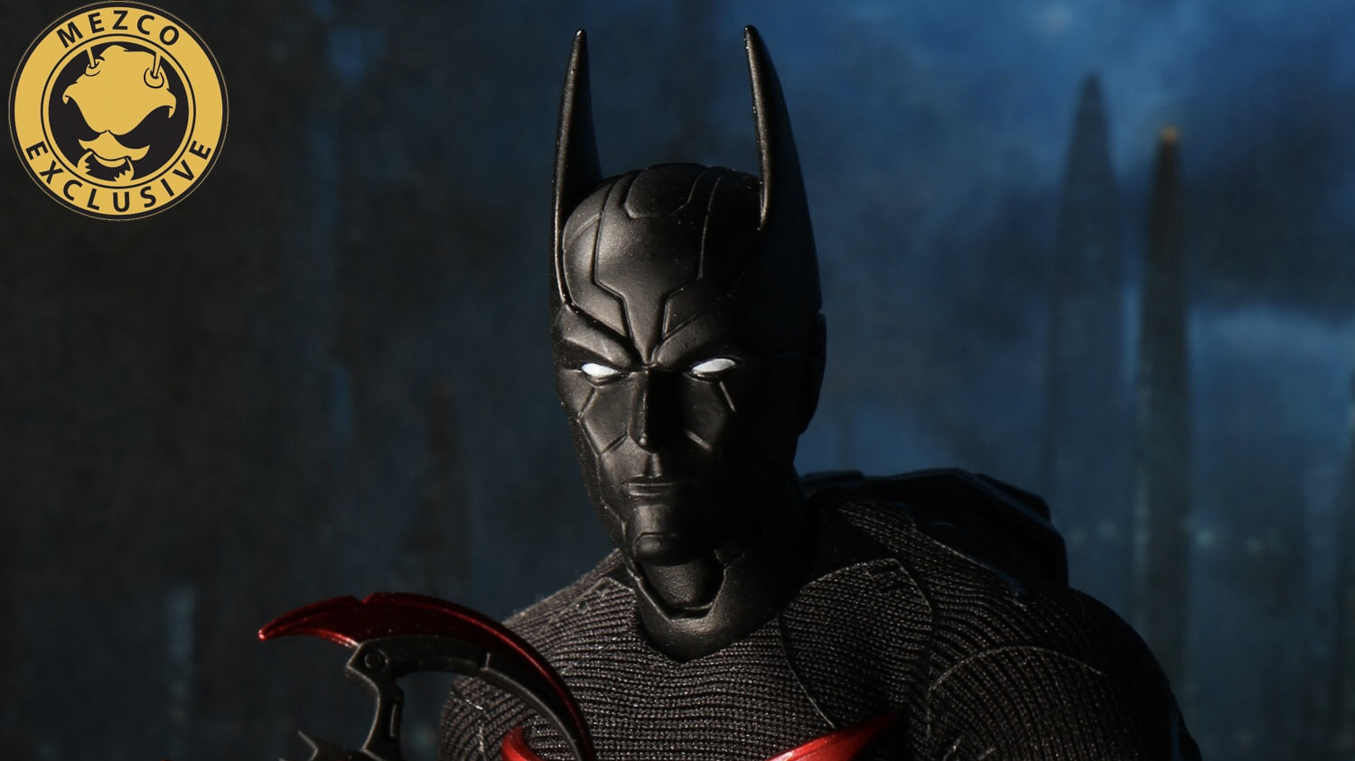 Protect gothams future with the one12 collective batman beyond figure comics now