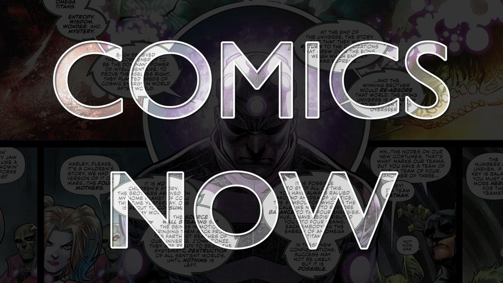 Comics Now Episode 18 1: AndWorld's Deron Bennett and Tom Napolitano