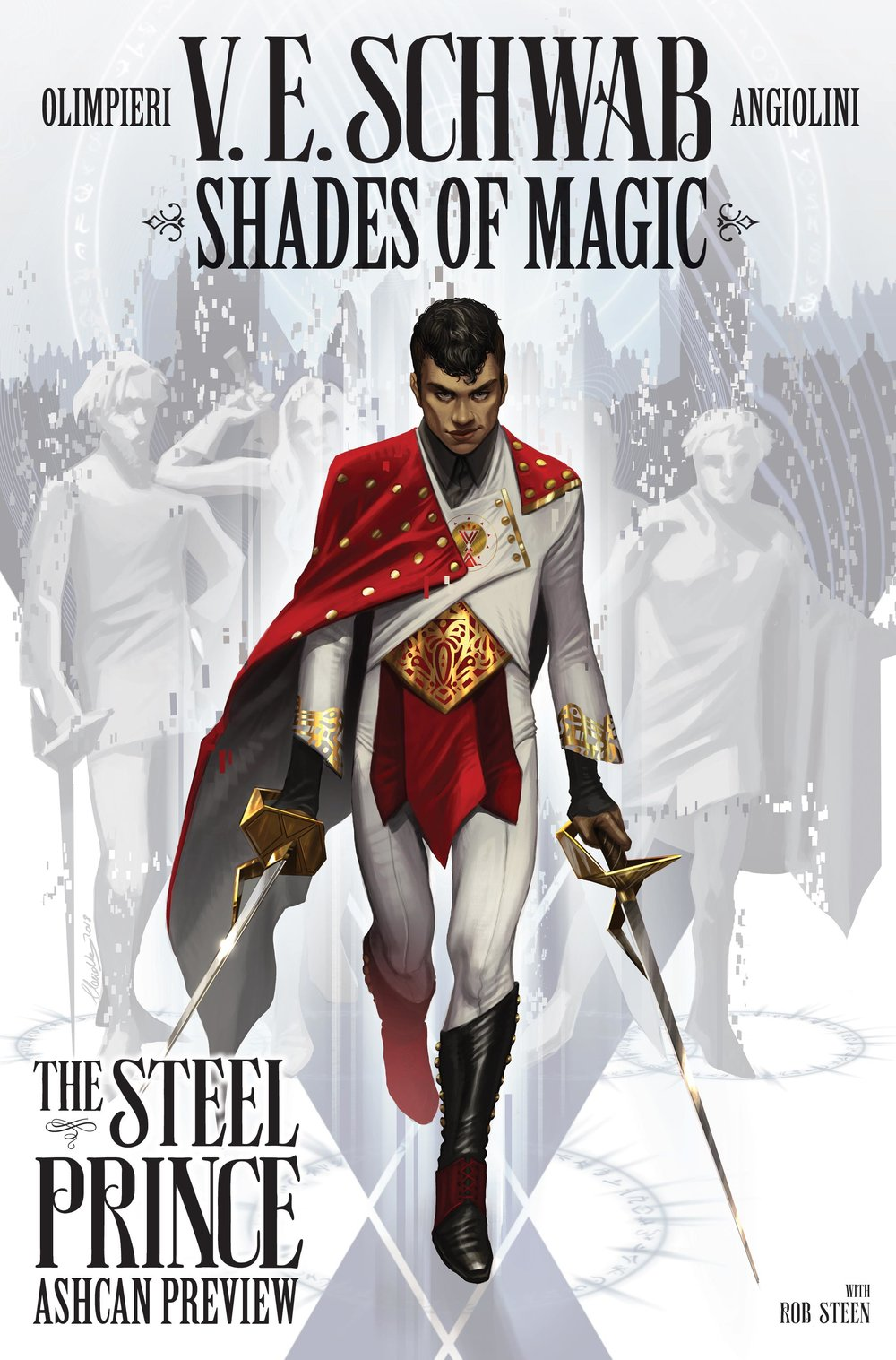 Shades of Magic The Steel Prince Ashcan.jpg
