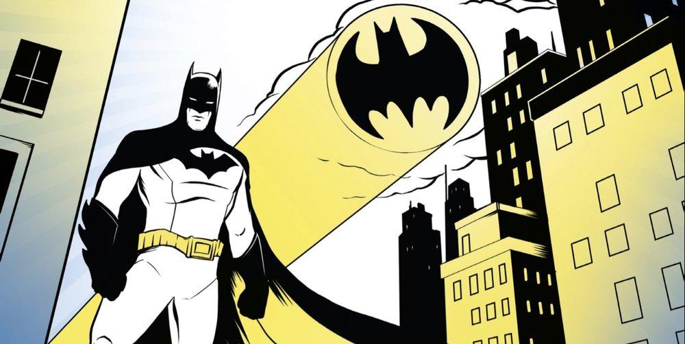 Batlight Shines On Line For Dark Knight >> Shine A Light On The Dark Knight With Insight Editions Batman