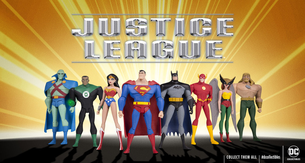Image result for DC launches the new Justice league logo