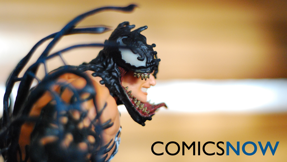 Diamond Select Toys Venom Gallery Video Review Comics Now