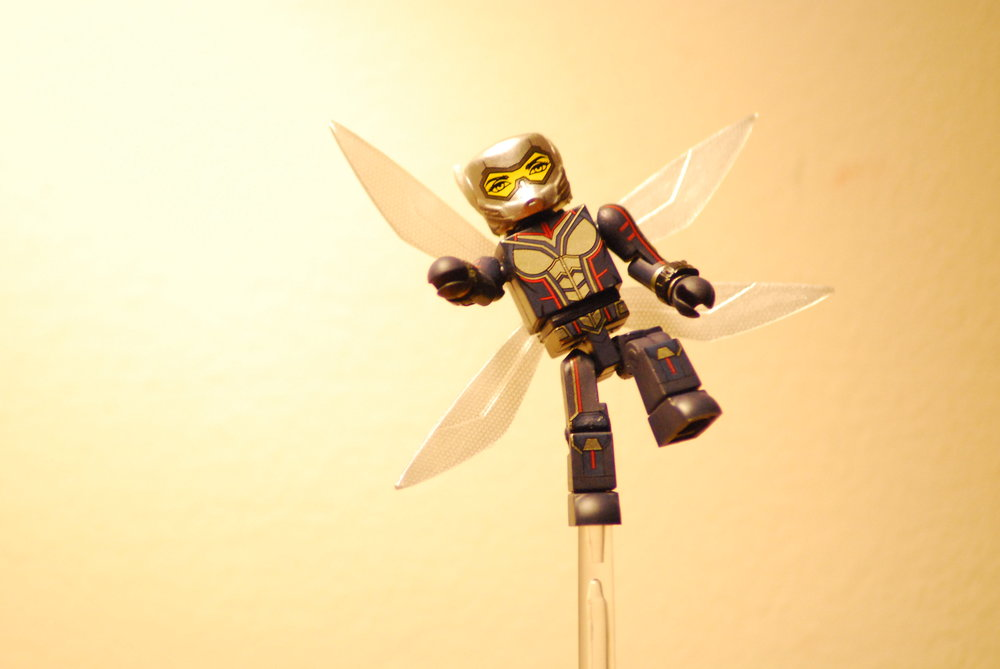 The Wasp...masked