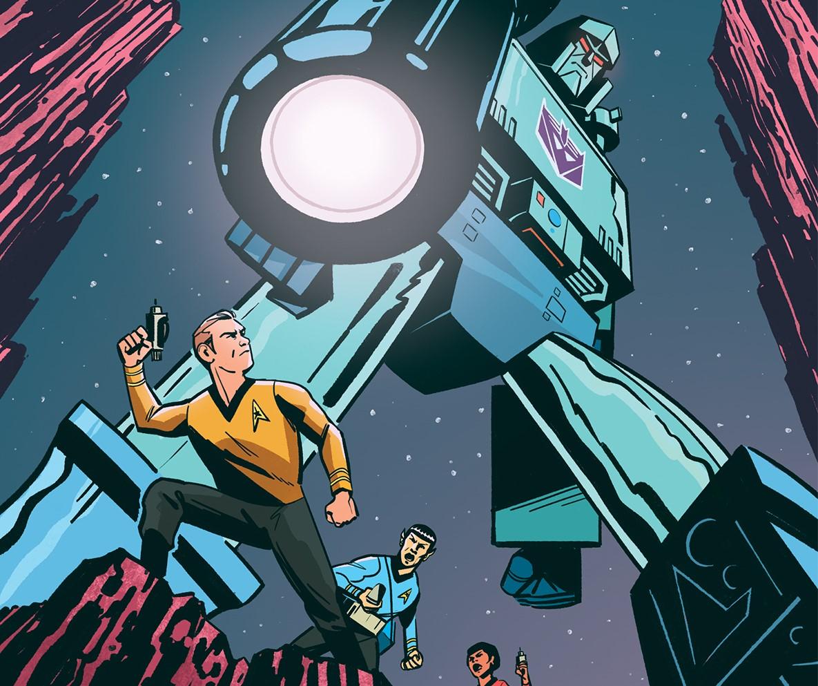 Star Trek — Archive — Comics Now
