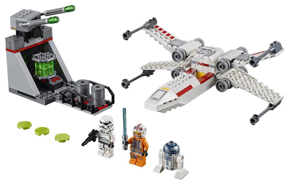 75235 Star Wars X-Wing Starfighter™ Trench Rum .jpg