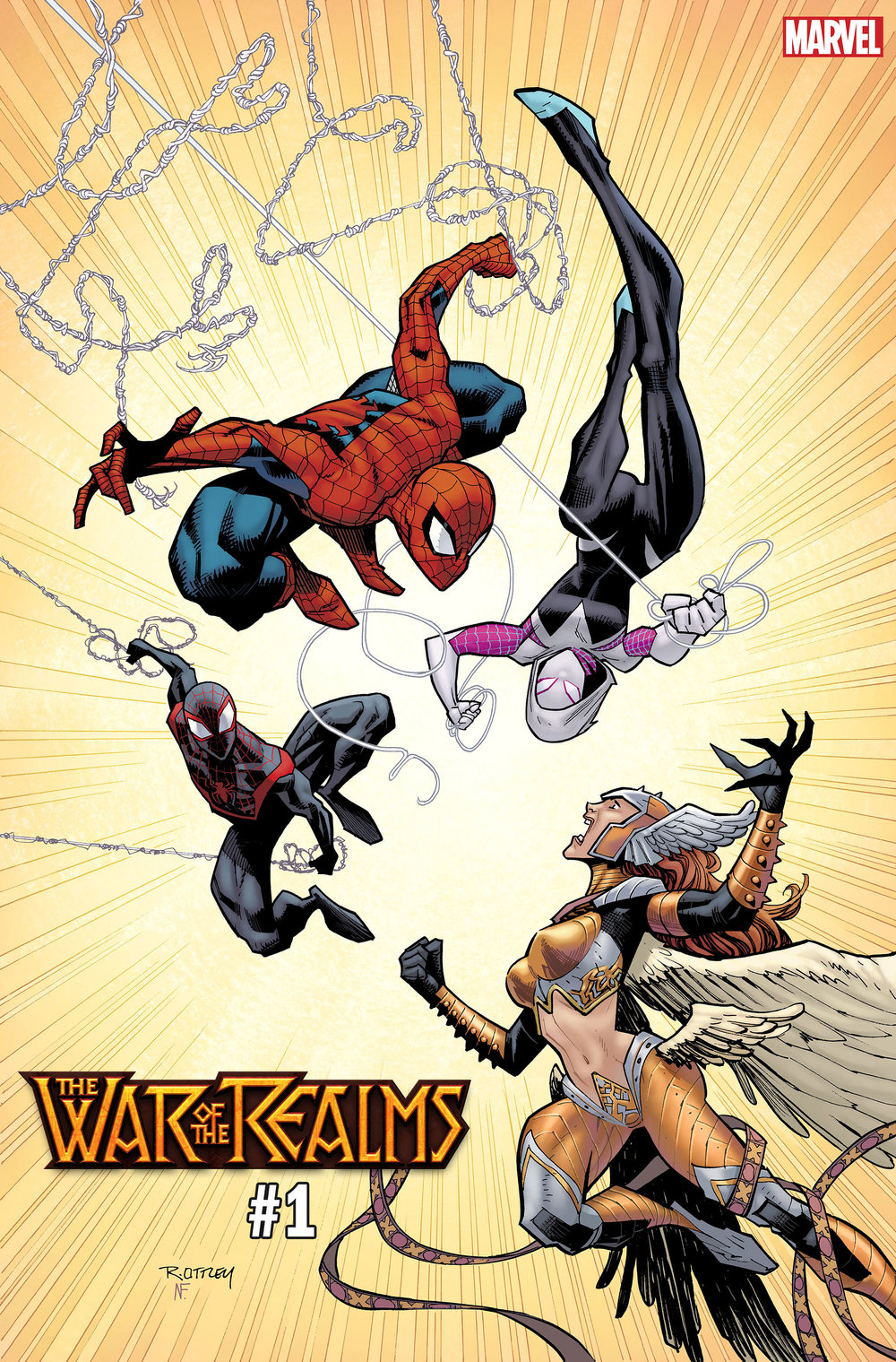 """War of the Realms #1"" variant"