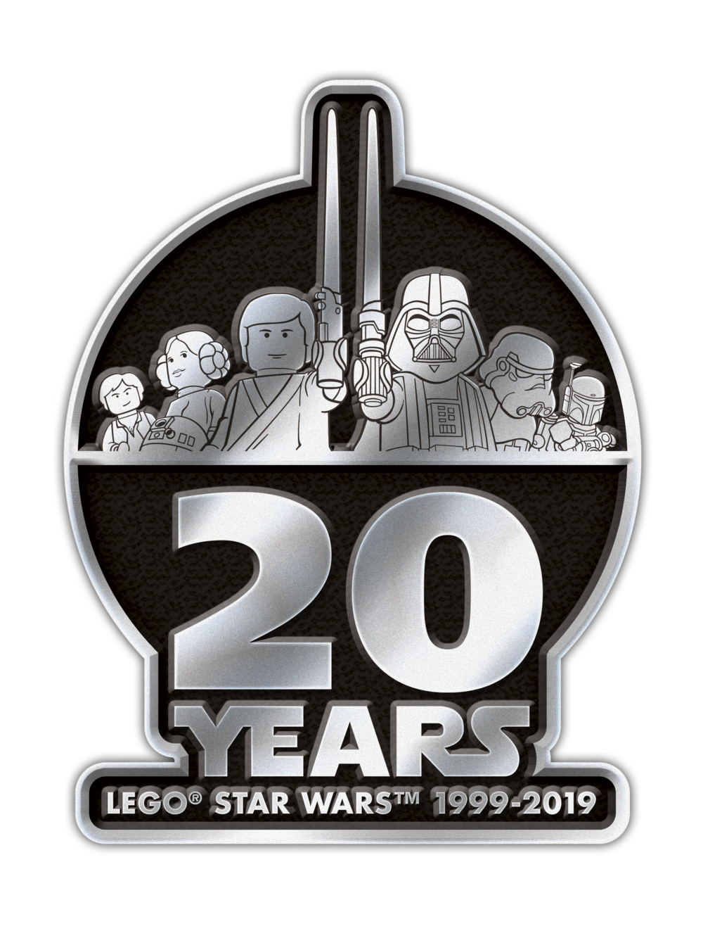 Celebrate 20 years of LEGO Star Wars with fun facts and brand new