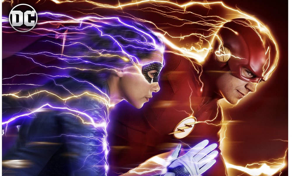"Arrow Season 7"" and ""The Flash Season 5"" coming to Blu-Ray"