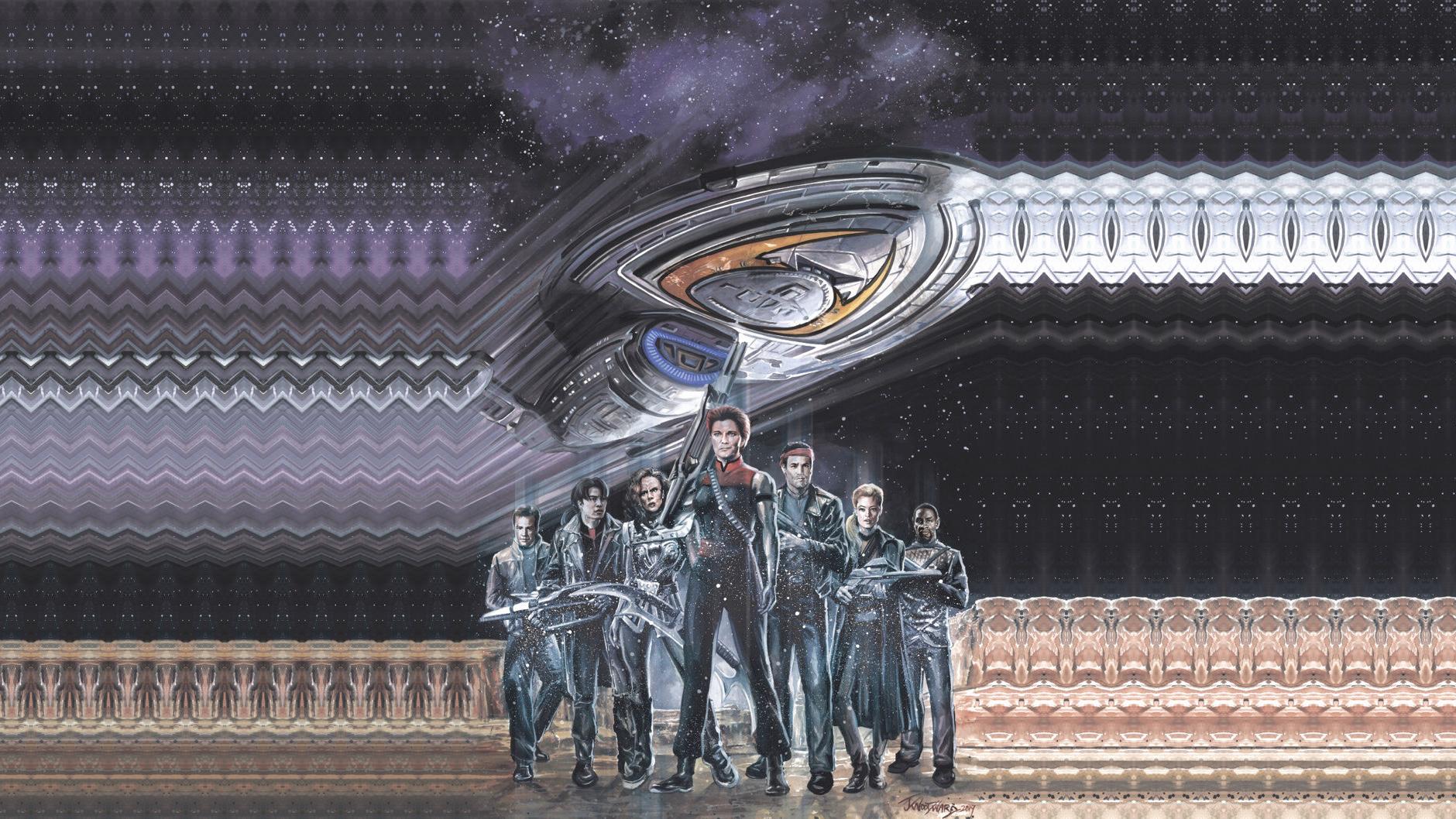 Star Trek: Voyager — Archive — Comics Now