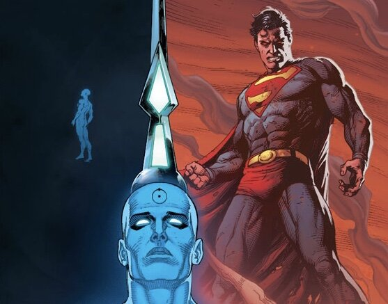 The Clock Strikes Midnight In A First Look At Doomsday Clock 12