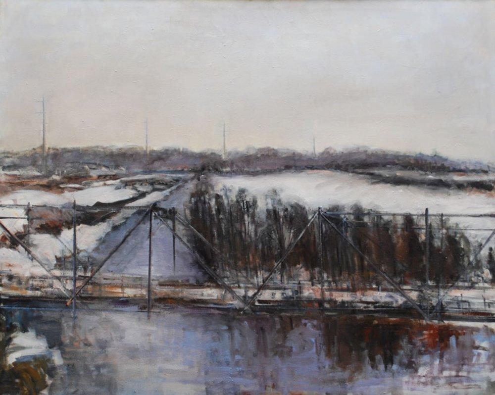 Old 20th St. Bridge - SOLD