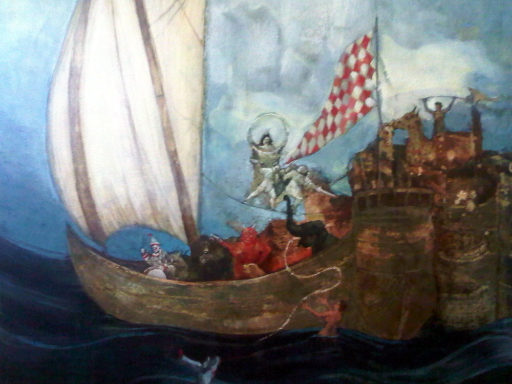 Ship of Fools  SOLD