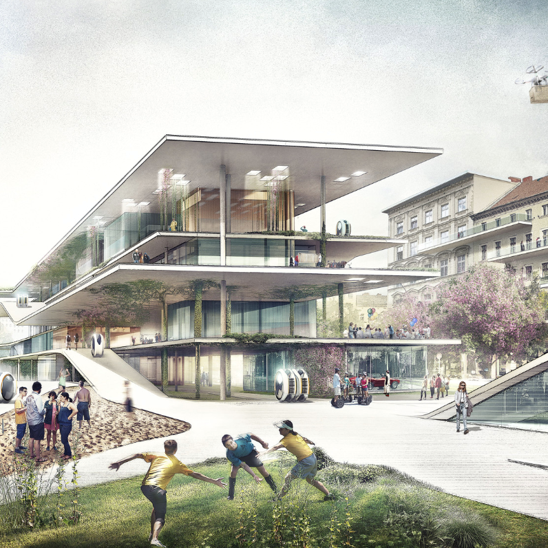 Inclusive Futures - Technological Advances, Urban Equity, and Urbanism Representations