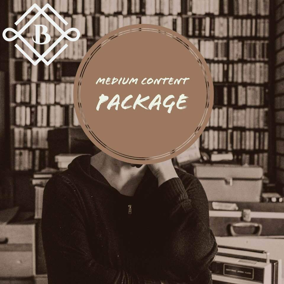 Medium Content Package