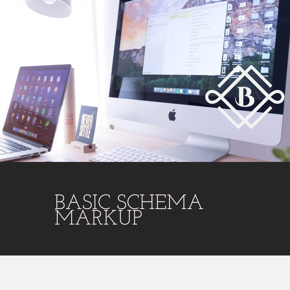 BASIC SCHEMA package - Schema markup for home page, about us, contact us, blog posts, website, and breadcrumbs.