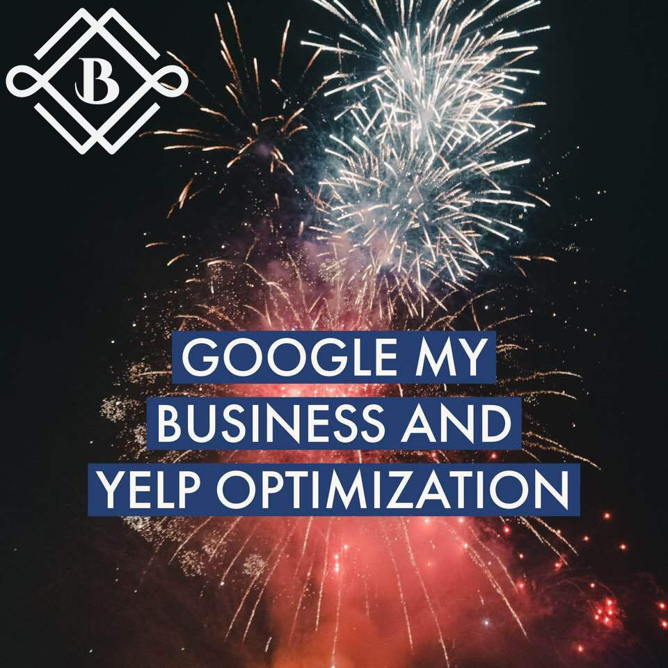 GMB and Yelp Optimization - Optimize Google My Business and Yelp with correct categories, pictures with optimized file URL's, and responding to reviews, as well as optimize your business for Google My Business Rankings with Link Building.