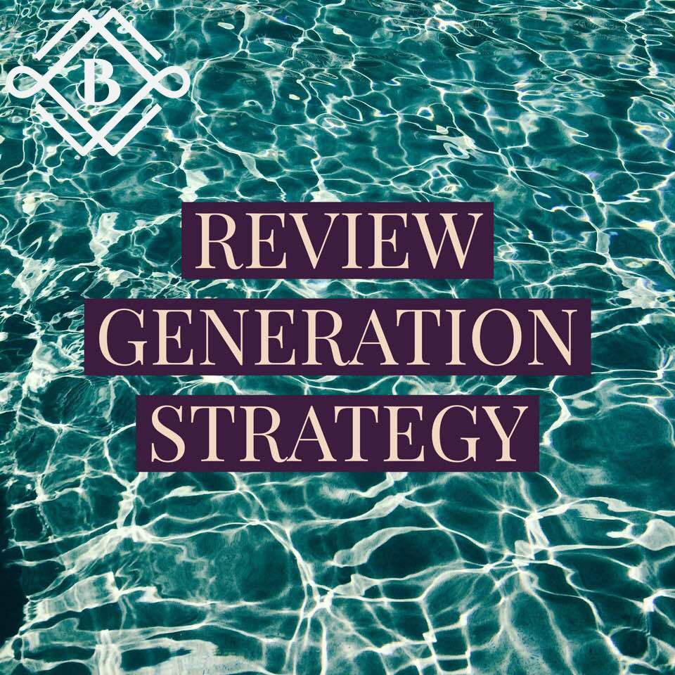 Review Generation Strategy Package - Get reviews from other experts or people who have already purchased your products or services.