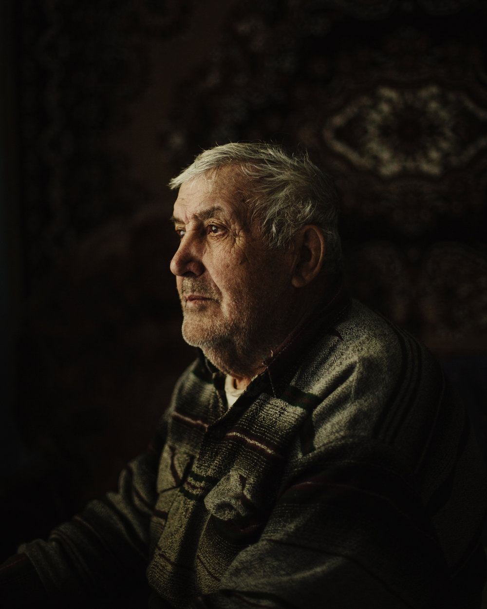 Avdarma - Ivan Vladimirovic Angelov is 80 years old, he's a survivor from the 1946 famin, he was considered dead until being saved by his aunt.