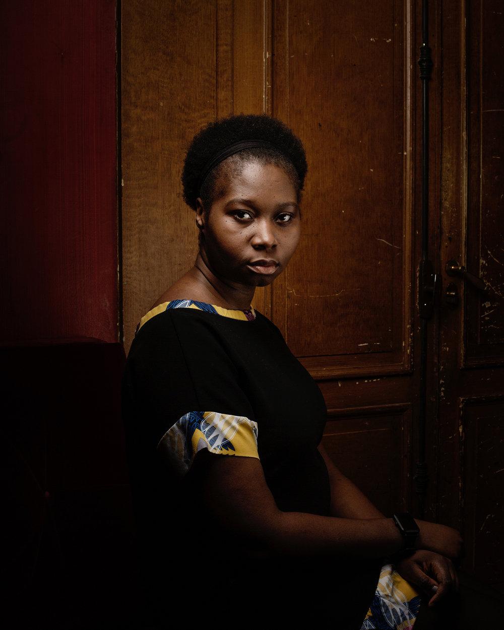 Bénédicte Mbemba