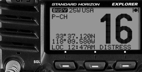 Post - Connecting the Standard Horizon Radio to the Garmin