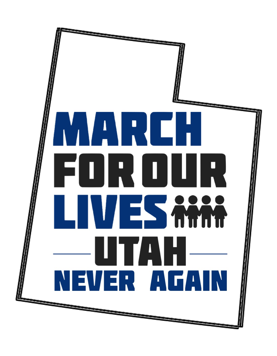 March For Our Lives Utah