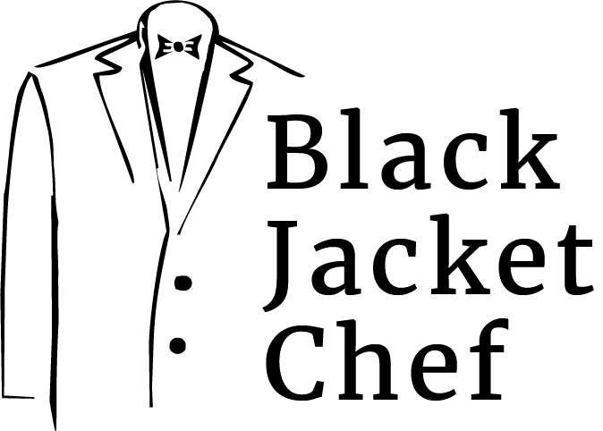 Black Jacket Chef