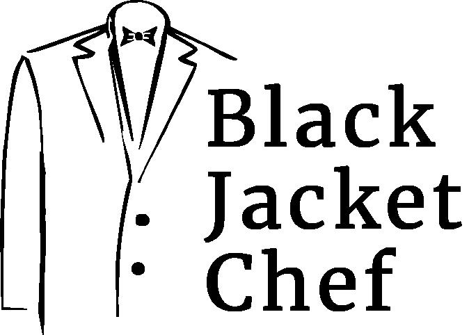 Black Jacket Chef