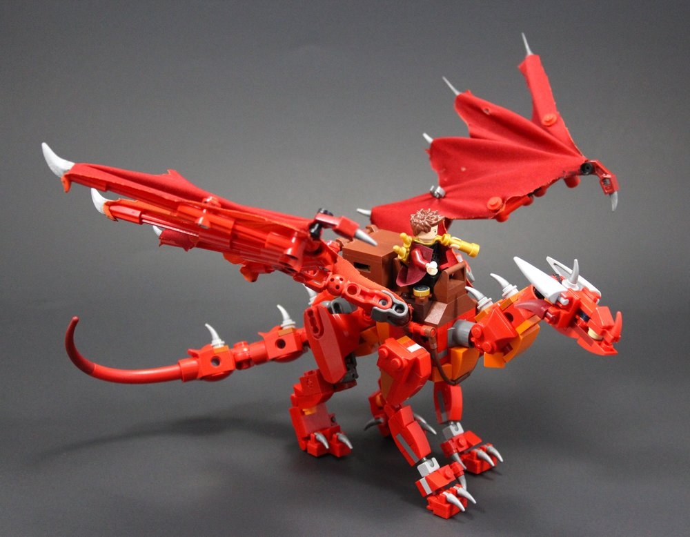 Drakkirion Courier Dragon.JPG