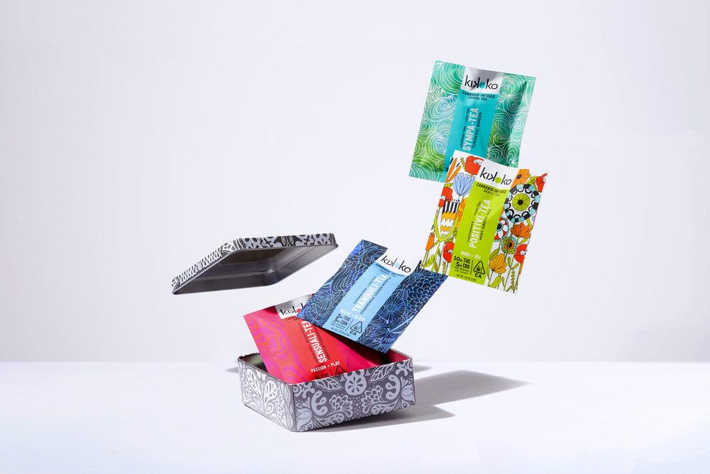 The Kikoko Taste of Tea gift pack. Photo: Cera Hensley.