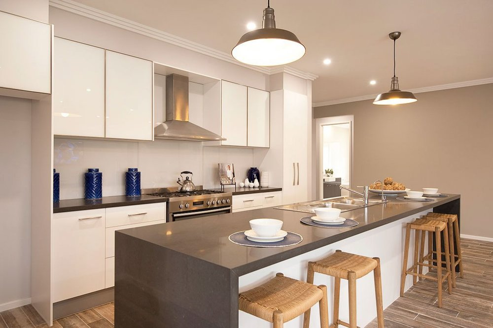 Shell Cove Exhibition Homes : Beechwood homes bedarra display shell cove u outfit