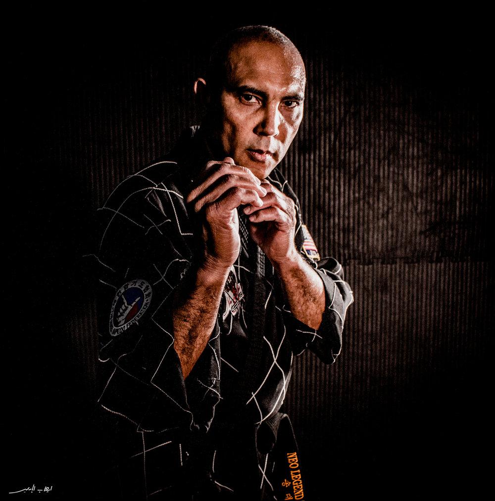 Tigers Taekwondo Hapkido - Ludwig Chin
