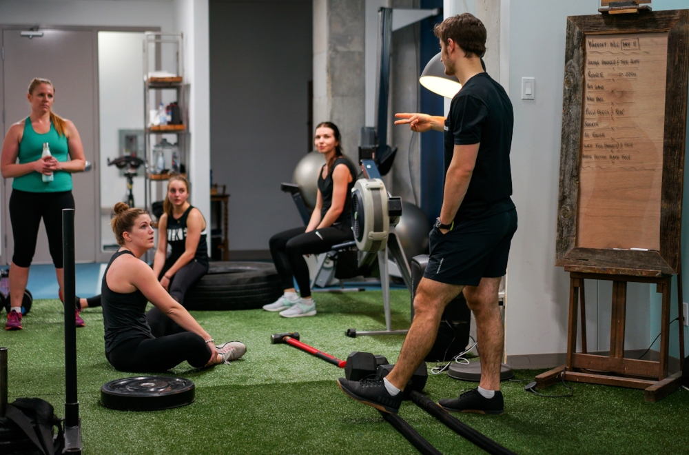 Top 10 Benefits Of Group Personal Training Griffintown Gym Classes