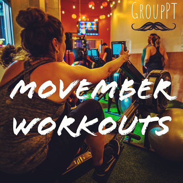 Come challenge yourself in our November 30 day challenge. . . . . . #movember #november #30daychallenge #30in30 #workout #grouptraining #grouppt #fitspo #personaltraining #sweatlife #fitfam #griffintown #ruewellington #mtl #mtlgym #montrealgym #vieuxportmontreal