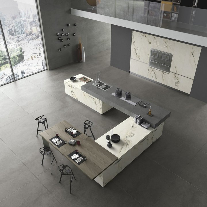 MaxFine Roads Collection - Porcelain tile cladding and covering